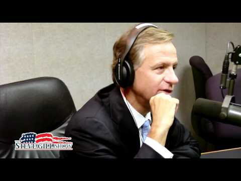 TN Gov Bill Haslam Interview on the Steve Gill Show, Part 1, 2/06/12.