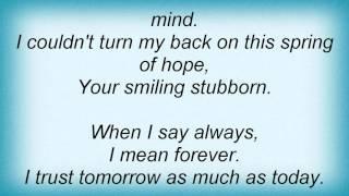 17593 Pete Seeger - I'll Never Say Goodbye Lyrics