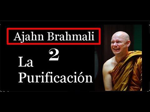 Ajahn Brahamali  2  Purificación Desarrollar lo Positivo SubEsp