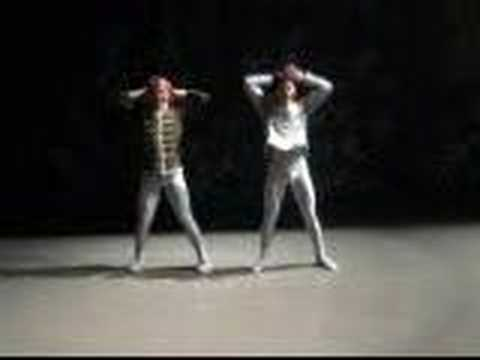 Ballet Dancers Gone Haywire - Alex Wong & Daniel Baker