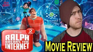 Ralph Breaks the Internet - Movie Review