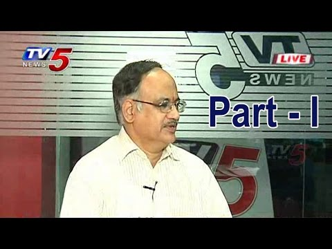 AP Planning Commission Deputy Chairman Kutumba Rao on AP Capital | Part 1 : TV5 News