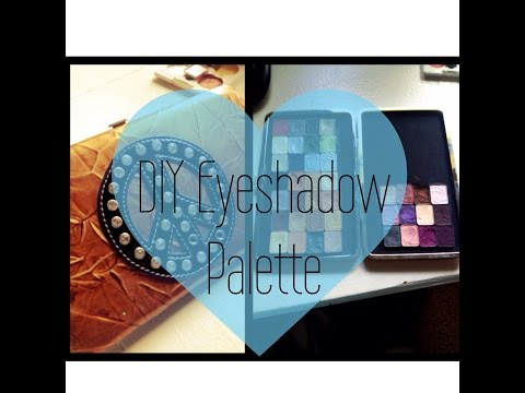 DIY: Turning a Wallet into a Palette!