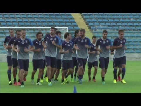 Italy vs Spain - 2013 Confederations Cup Semi Final