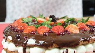 Как приготовить торт Вупи пай (whoopie pie) за 50 минут