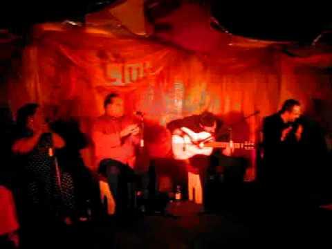 Los Flores de Andaluzia feat. Enis Beslagic @ The Club - Jazz ba