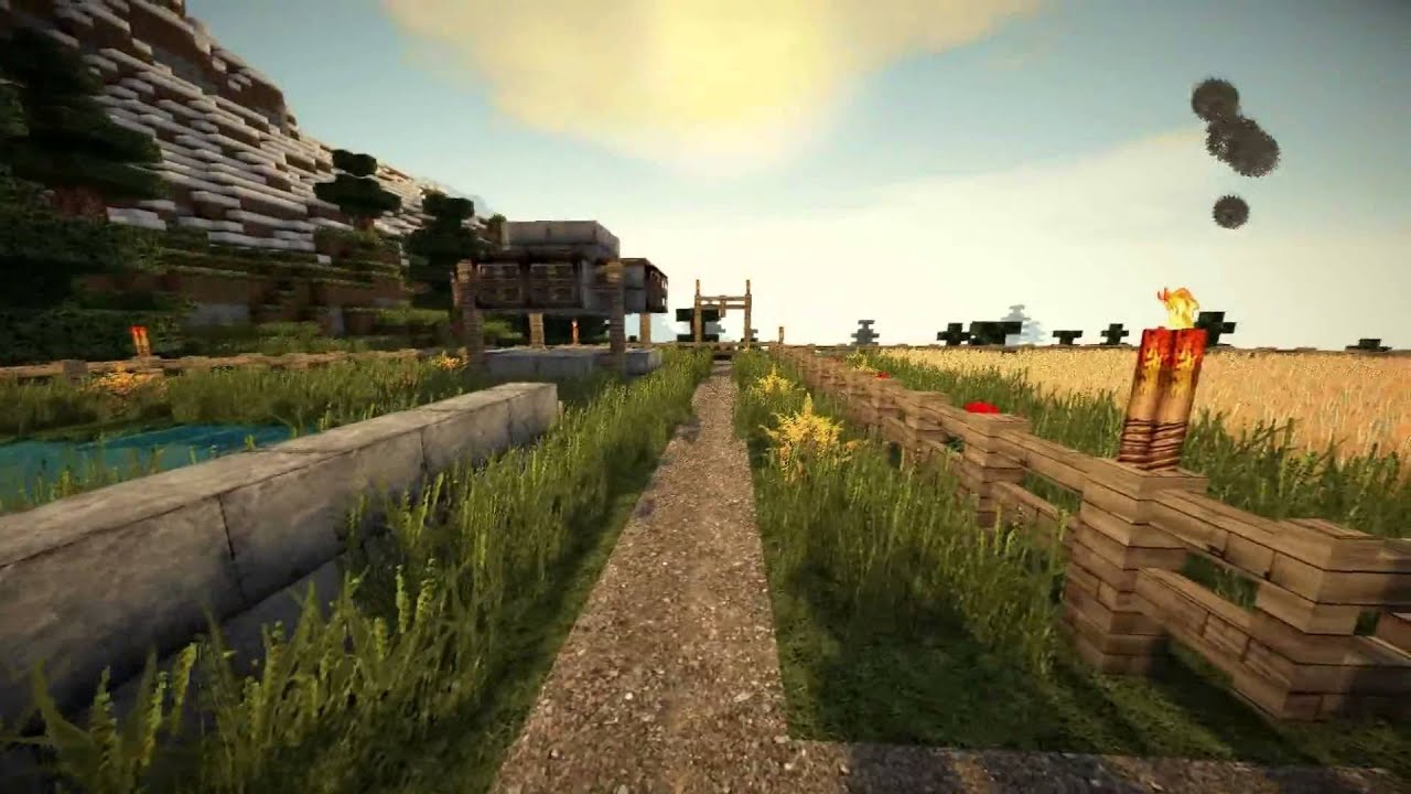 Minecraft Lb Photo Realism 256x Sonic Ether S
