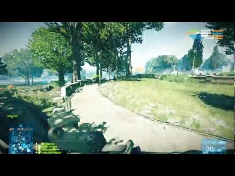 BF3: 27-3 Rush Cooperativo