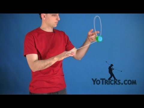 Learn how to do the Suicide Yoyo Trick (aka Hot Potato)