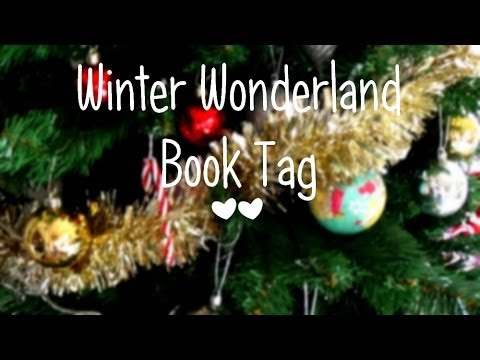 Winter Wonderland Book Tag video