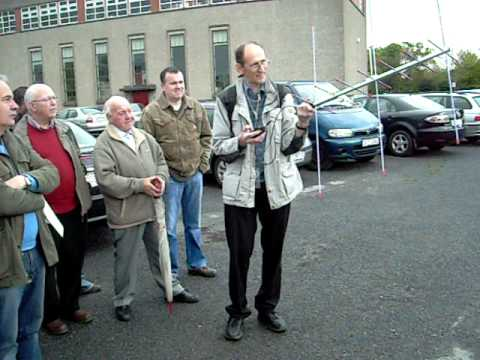 Satellite Demonstration South Dublin Radio Club (EI2SDR)