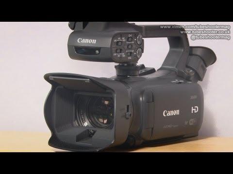 Review: Canon XA20 (XA25 / HF-G30)
