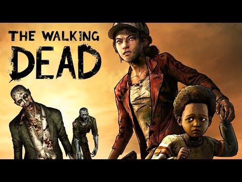 THE WALKING DEAD: THE FINAL SEASON!!