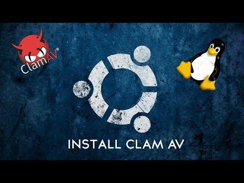 Install ClamAV | Linux Tutorial
