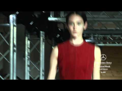 ELLERY - MERCEDES-BENZ FASHION WEEK AUSTRALIA SPRING SUMMER 2012/13 COLLECTIONS