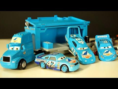 Тачки 3 vs Тачки 2 Челлендж - Игрушки из Мультфильма Тачки - Видео про Машинки для Детей