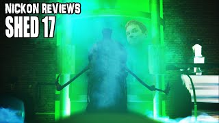 "Nickon Reviews ""Shed 17."" Happy Halloween!"