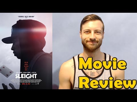 Sleight (2017) - Movie Review (Non-Spoiler) streaming vf