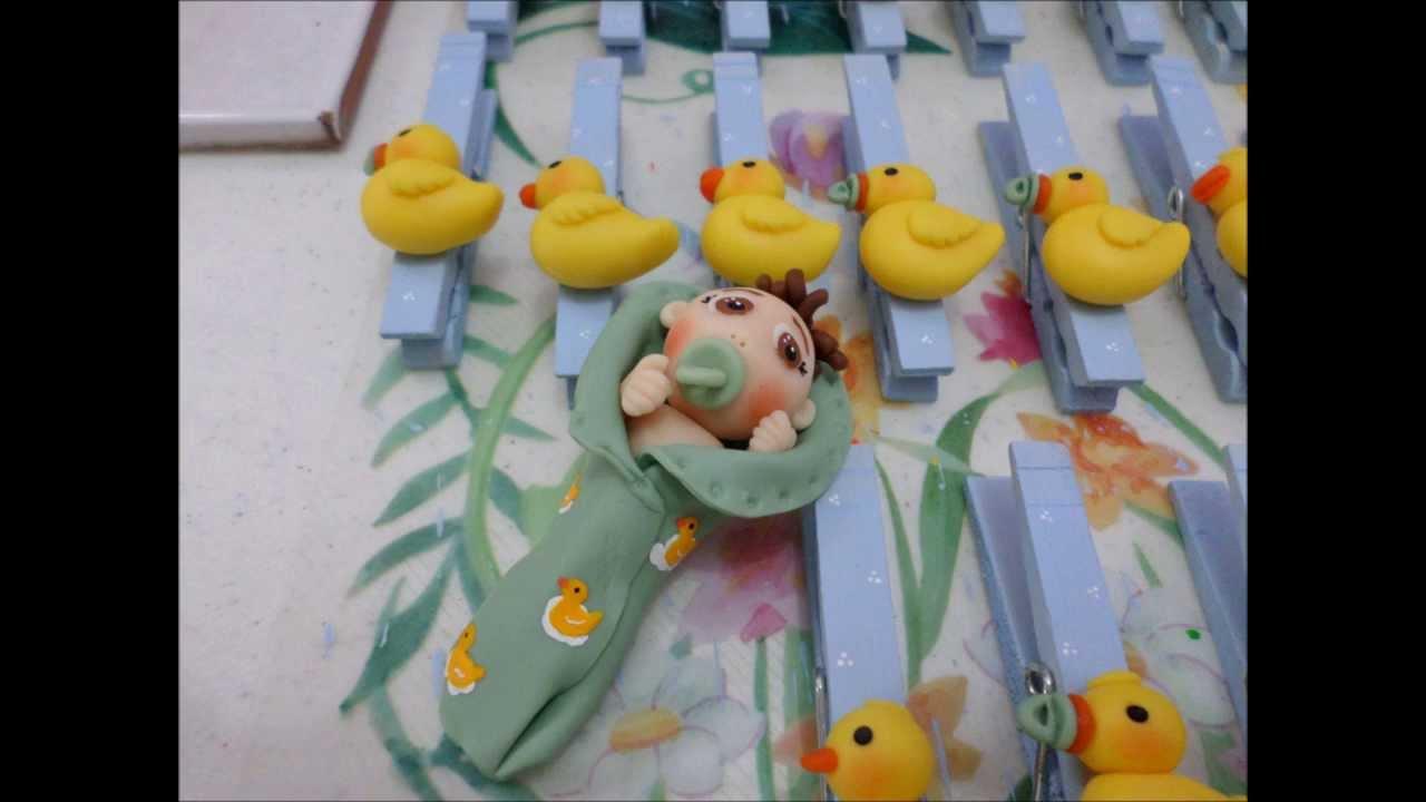 flexible invasion de patitos recuerditos para baby shower youtube