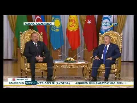 V Summit of Turkic countries' cooperation council