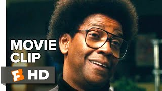 Roman J. Israel, Esq. Movie Clip - Polite (2017) | Movieclips Coming Soon