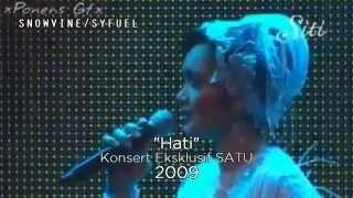 Siti Nurhaliza's Live Vocal Range [1995-2014] (2014)