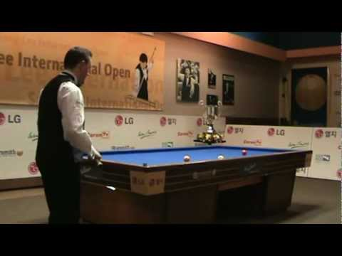 Caudron - Sayginer. Sang Lee International Open 2008