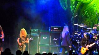 SAXON - Ride Like the Wind - Monsters of Rock Cruise 3/19/13 live concert
