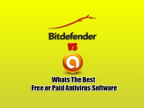 Whats The Best Free or Paid Antivirus Software