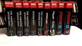 A comprehensive look at the reading order of Amazing Spider-man in OHC and Omnibus Format