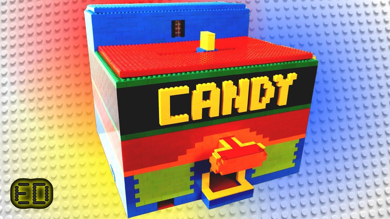 Snap Lego Candy Machines Youtube Photos On Pinterest