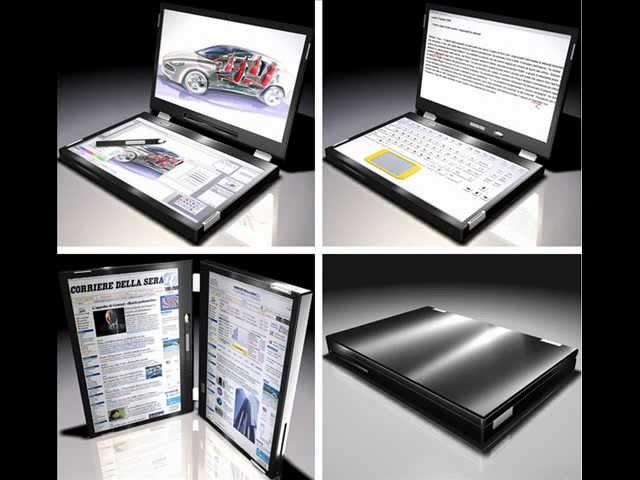 Evolución de la computadora.
