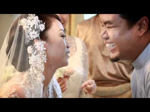 Intercultural Malay and Chinese wedding Ceremony in Putrajaya: Boon & Adora - 23.10.2010