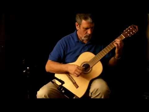 John Demas - Lagrima (Tear Drop) - Francisco Tarrega