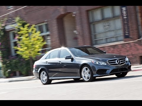2014 Mercedes-Benz E-Class Sedan Review   Edmunds.com