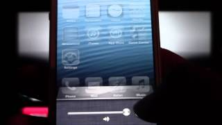 iPhone 5 - How to Wirelessly Mirror to Apple TV
