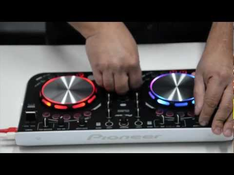 In The Mix Tips: Video de Introduccion del Controlador Pioneer DDJ-Wego