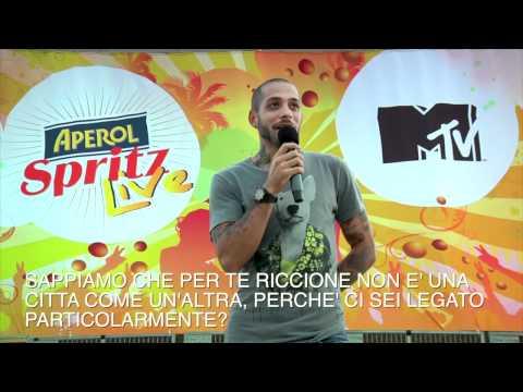 Intervista a Salvatore Angelucci – Aperol Spritz Live @ Piazzale Roma