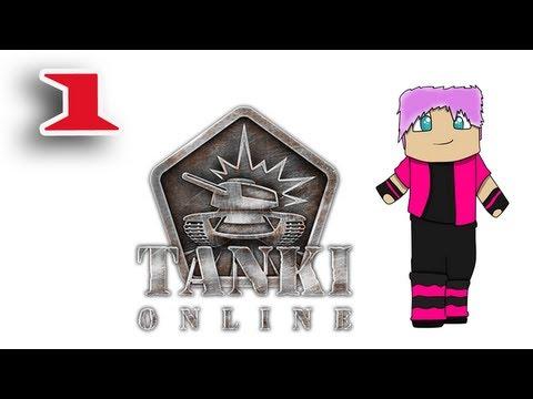 Ч 01 играем в танки онлайн с кошкой