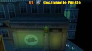lets play monsters .inc scare island part 3
