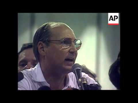 NICARAGUA: ANTONIO LACAYO TO RUN FOR PRESIDENT
