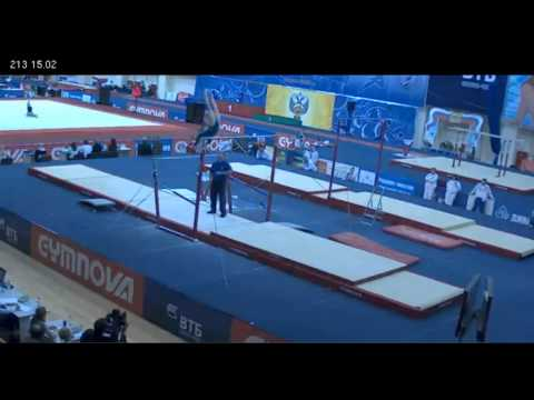 Ksenia Afanasyeva - Bars - Russian Championships, 3/21/2012