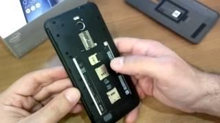 Asus Zenfone 2 - распаковка, первый взгляд
