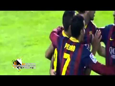 Celta Vigo 0 - 3 FC Barcelona | All Goals