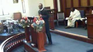 shut In With God - Dr. Lawson