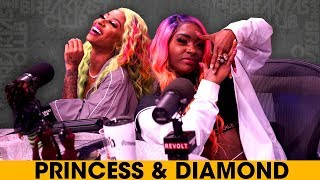 Princess & Diamond of Crime Mob Celebrate 15 Years of Knuck If You Buck