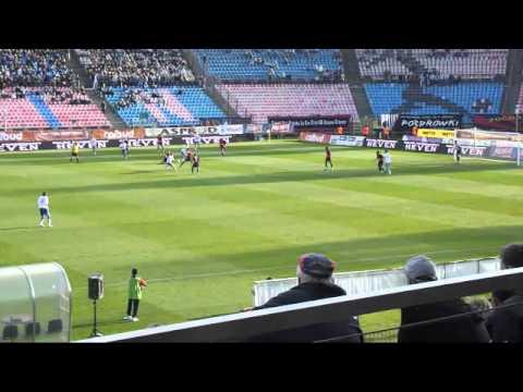 Pogoń Szczecin -  Flota Świnoujście 1-0 ( Cały Mecz Z Pominięciem Przerw )