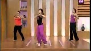 رقصة الزومبا ( الاصليه)للتخسيس وخسارة الوزن