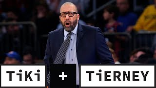It Doesn't Matter Who Takes Over For David Fizdale Until Dolan Is Gone! | Tiki + Tierney
