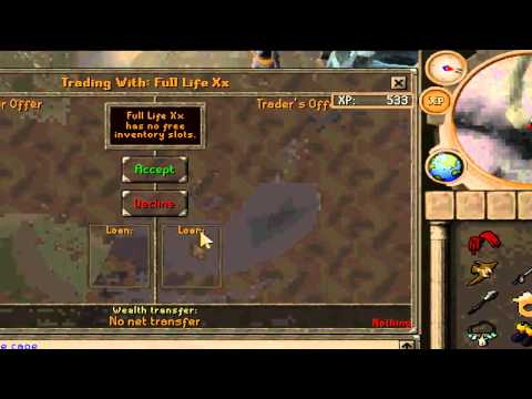 10B  Lure Video   Runescape   Half Life xx Fuil life xx